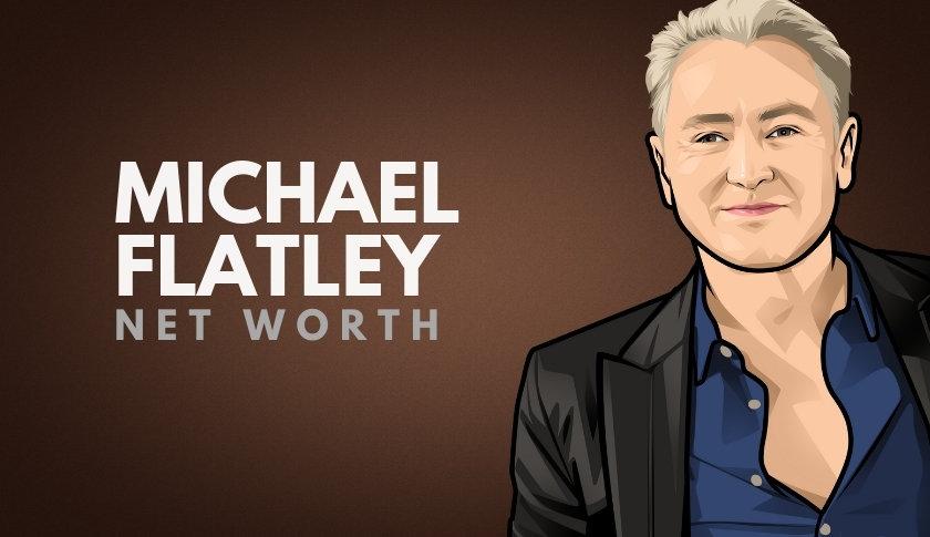 Michael Flatley Net Worth