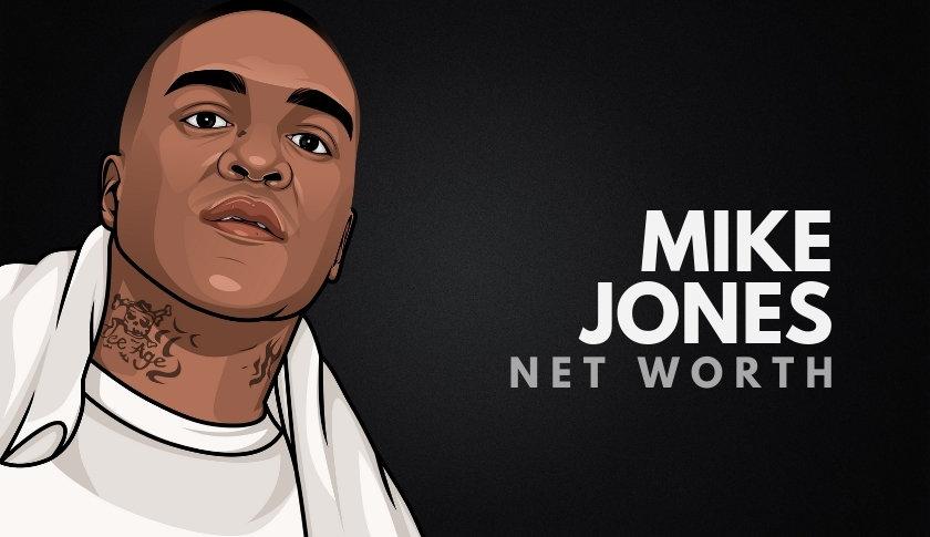 Mike Jones Net Worth