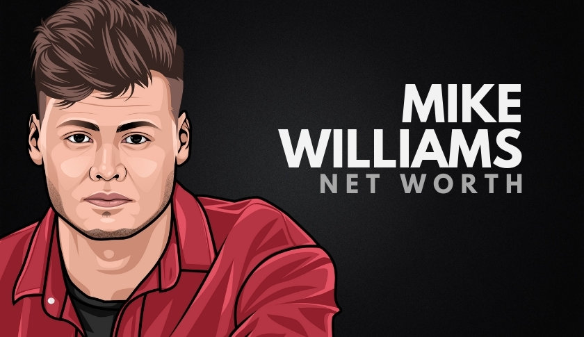 Mike Williams Net Worth