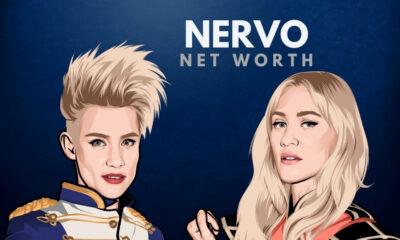 Nervo Net Worth