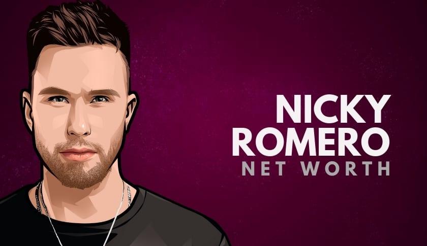 Nicky Romero Net Worth