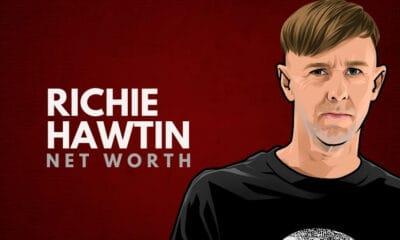Richie Hawtin's Net Worth