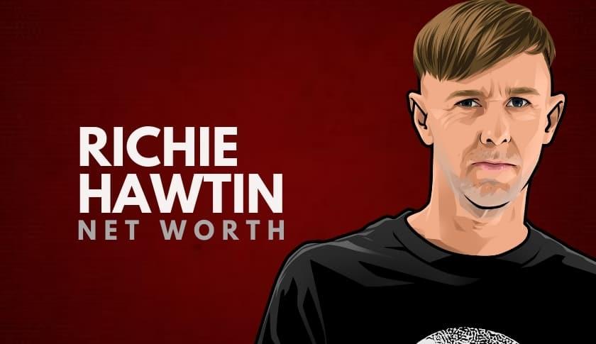 Richie Hawtin Net Worth