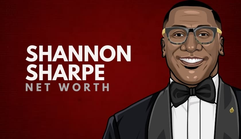 Shannon Sharpe Net Worth