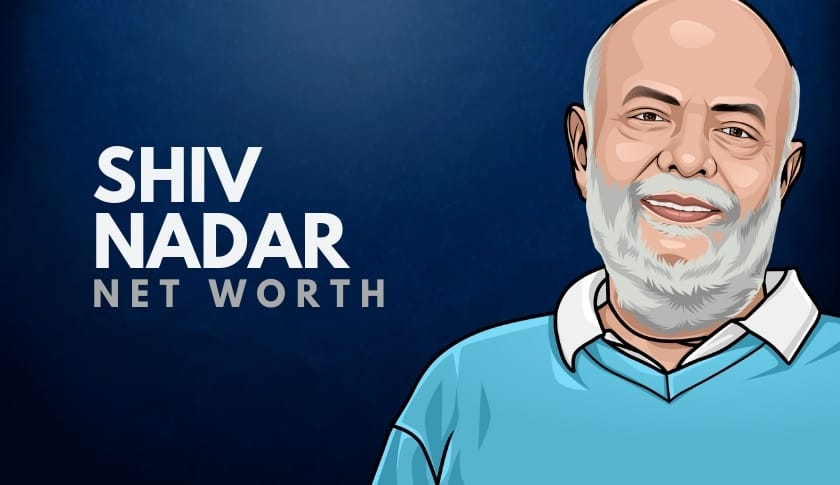 Shiv Nadar Net Worth