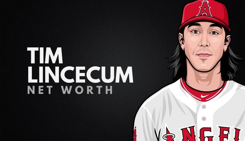 Tim Lincecum Net Worth